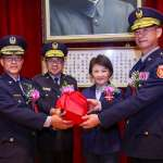 警察局分局長及大隊長布達 盧秀燕期許治安更上層樓