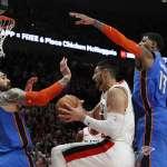 NBA季後賽》坎特強碰老東家不手軟 里拉德:他就是MVP
