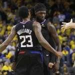 NBA季後賽》勇士最多領先31分,快艇靠兩後衛一攻一守完成神奇大逆轉