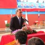 台船斥資七億 打造台灣首艘大型風電工作船