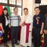 天主教在台灣開教160週年 神聖儀式獲賜福