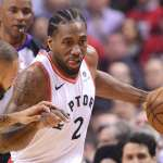 NBA季後賽》暴龍雷納德37分殺翻魔術 林書豪垃圾時間攻下4分