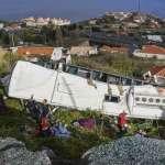 葡萄牙外島遊覽車翻覆!旅客被拋出車外釀29死28傷 死者多為德國旅客
