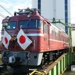 平成時代的御召列車-從鐵道看日本最獨特風情