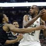 NBA》公鹿砸重金留下主力射手 米德爾頓:我們還有目標沒達成