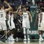 NBA》公鹿下半場主宰戰局 主場連兩仗拔活塞