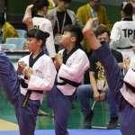 全中運跆拳道今起登場 品勢個人與團體賽八強出爐