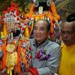 藍營總統初選》王金平:已和郭台銘見過面,兩人談好共同遵守「關公精神」