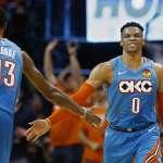 NBA季後賽》雷霆雙少打鐵瀕臨淘汰 歐尼爾:他們只想當英雄