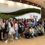 中國大陸組團社訪花博 考察中部觀光