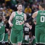 NBA季後賽》綠衫軍橫掃溜馬率先晉級 海沃德:這只是開始