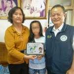 養母張桂英義務照顧11年 恩恩終於成為台灣人