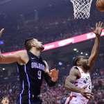 NBA季後賽》雷納德27分領軍退魔術 暴龍晉級季後賽第二輪