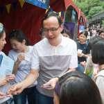 再談韓國瑜聲明 朱立倫:團結都不一定贏,國民黨沒有內耗本錢