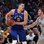 NBA季後賽》金塊主場血洗馬刺 系列賽宣告聽牌