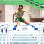 全中運 重度聽障女100公尺跨欄奪金