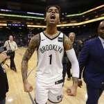 NBA》羅素發表「愛的宣言」:我絕對想留在籃網
