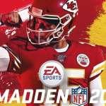 NFL》史上第5位登上遊戲封面的非裔美國人四分衛 馬霍姆斯:希望自己的評分來到100
