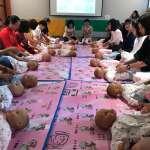 越南幼兒園執行長來台 參加科大幼兒保育研習營