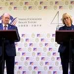 美國會議員旋風式訪台》跨黨派支持《台灣關係法》參議員昆斯:會建議拜登多來東亞走走