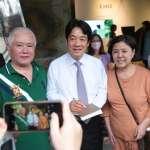 呂秀蓮稱綠總統初選「君子對抗天子」賴清德:民主原則一定要把握住