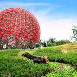 台中花博國際爭光 地景裝置入圍歐洲LILA景觀設計平台