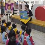 彰縣推廣閱讀 邀請居民到學校社區共讀站看書增長智慧