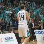 籃球》蔣淯安末節飆兩記三分彈 讓富邦嚇出一身冷汗