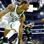 NBA季後賽》替補控衛第三節吹起反攻號角 公鹿撞潰綠衫軍