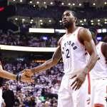 NBA季後賽》暴龍點點開花 76人防不勝防被聽牌