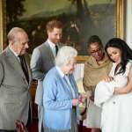 你叫什麼名字?我叫「亞契.哈利森.蒙巴頓─溫莎」!英國王室最新成員名字揭曉