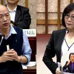 高市議會總質詢 民代批韓國瑜一問三不知