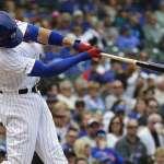 MLB》小熊布萊恩表現大幅提升 關鍵在於戰斧球棒