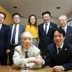 人脈強大!拜訪日本「老中青」3位前首相 賴清德:尋求支持,增進台日關係
