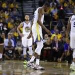 NBA季後賽》杜蘭特缺陣對勇士不利?! 幾個密碼告訴你