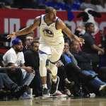NBA季後賽》伊古達拉季後宣布退休?! 6年來首度單場5記三分球