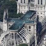 燒毀的巴黎聖母院該怎麼重建?法國人設計腦洞大開:上面可以蓋空中游池、溫室、公園…