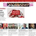 讓台灣驕傲的一天》「台灣同性婚姻合法化」登上BBC、《衛報》網站頭條,國際媒體全面報導!