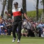高球》PGA錦標賽首輪 科普卡63桿成績平紀錄