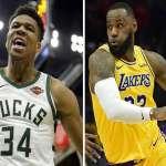 NBA季後賽》沒有詹皇好舒適?! 字母哥:少了他,東區開闊很多