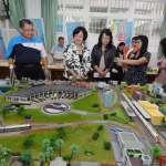 彰化三校結盟自創課程 3D列印微型鐵道