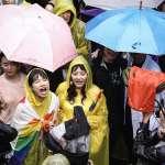 萬人歡呼聲響徹立院!立院表決確認同志524可「登記結婚」 台灣守住「亞洲第一」