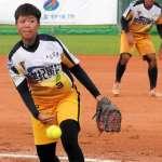 企業女子壘球聯賽 立德棒球場進行三場比賽