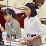 北市議會國民黨團重陽敬老金條例付委 時力議員阻止無效