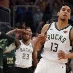 NBA》「籃球只是工作」 布洛格登還想幫助更多人