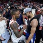 NBA季後賽》柯瑞、格林雙雙貢獻大三元 勇士橫掃拓荒者再闖總冠軍賽
