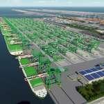 打造高雄港第七貨櫃中心 港務公司鞏固貨櫃樞紐地位