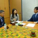 日本眾議員開門見山問2020是否選總統 柯文哲再談織田信長與德川家康