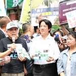韓國瑜心疼賴「被滿清十大酷刑折磨」 賴清德:希望他看到我堅強的一面