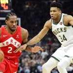 NBA季後賽》雷納德35分暴龍逆轉咬傷公鹿 東區冠軍賽聽牌